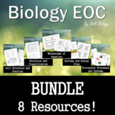 Biology EOC Bundle - Entire Year Review