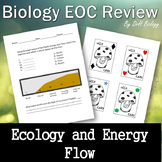 Biology EOC Review - Ecology and Energy Flow