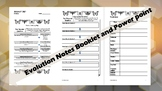 Biology: Evolution Powerpoint & Student Booket