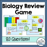 Biology EOC End of the Year Review Game