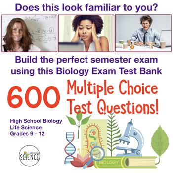 Biology First Semester Exam