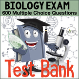 Biology Semester Exam