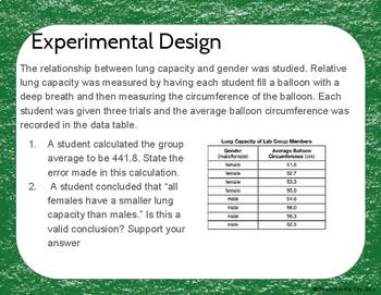 Biology Formative Assessment (Bell Ringer/Ticket Out) Full Year Bundle: PDF