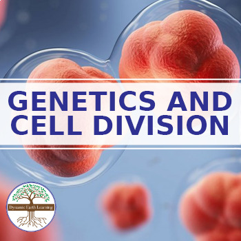 Genetics and Cell Division - Intro to Biology Video Worksheet