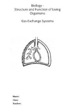 Biology - Gas exchange