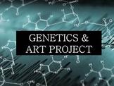 Biology: Genetics & Art Project