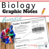 Biology Graphic Notes. BUNDLE