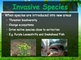 Biology - Human Impacts (6.3 Biodiversity Powerpoint and G