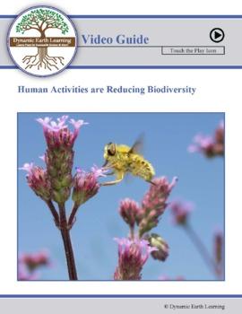Biology-Human Impacts on Biodiversity: FuseSchool Biology Video Guide