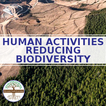 Human activities are Reducing Biodiversity - Biology and Environment Video Guide