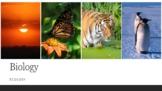 Biology I: Ecology, Organisms Relationships, Symbiosis & Biogeochemical Cycles