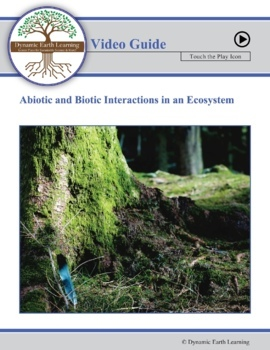 Abiotic and Biotic Interactions in an Ecosystem