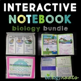 Biology Interactive Notebook Activities - Bundle