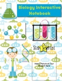 Biology Interactive Notebook Cover