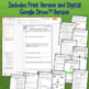 Science Interactive Notebooks Ecology