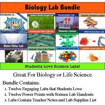 Biology Laboratory Activities
