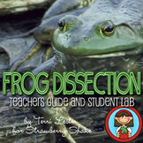 Biology Lab FROG DISSECTION Teacher Guide, Student Packet, resources