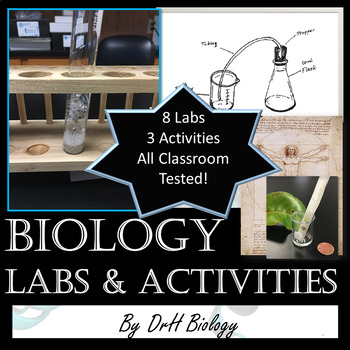 Biology Lab Bundle