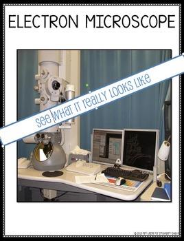 Biology Lab MICROSCOPE Electron Microscope SEM TEM STEM Micrographs