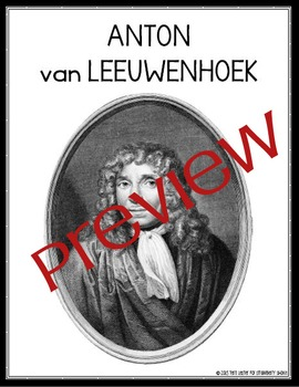 Biology Lab MICROSCOPE Vintage Posters and Quotes Leeuwenhoek Hooke
