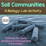 Biology Lab:  Soil Communities (Testing for Microorganisms in Soil Samples)