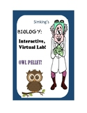 Virtual Owl Pellet INTERACTIVE Lab Activity!
