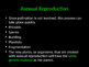 Biology! Plants: Reproduction