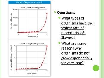 Biology Population PowerPoint