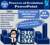 Biology PowerPoint Notes: Evolution of Populations, Gene P