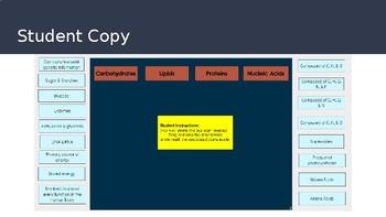 Biology Quick Check [Biomolecules]