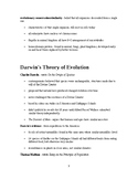 Biology Quick Review and Outline - Full Course Review Notes