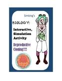 Reproductive Cloning INTERACTIVE Virtual Simulation Activity Lab