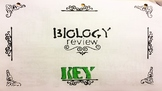 Biology - Complete Guided Notes / Review - Texas TEKS KEY