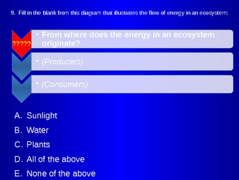 Biology Review Quiz #1