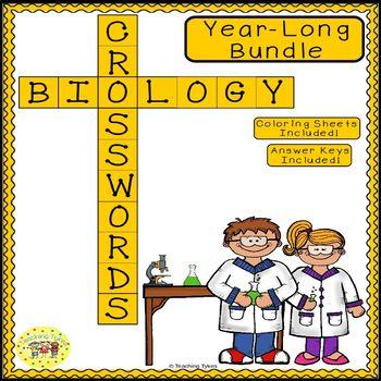 Biology Crossword Puzzles
