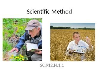 Biology - Scientific Method
