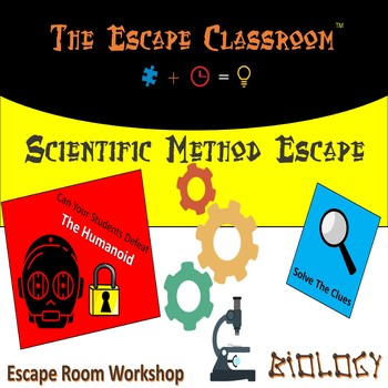 Biology: Scientific Method Escape Room | The Escape Classroom