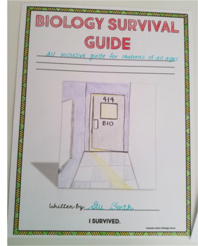 Biology Survival Guide- End of the Year Activity