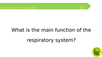 Biology Task Cards: Circulatory System