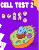 Test on Cell Organelles, Homeostasis, and Cell Reproduction