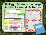 Biology:  Ventilation in Fish Lesson & Activities