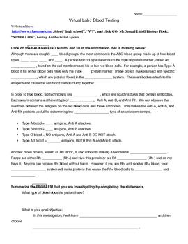 Biology Virtual Labs 5 Pack