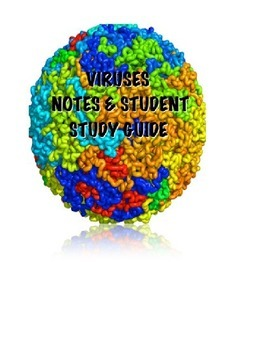 Biology Virus Lecture notes and Student Study Guide