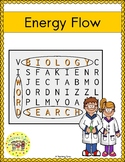 Energy Flow Word Search