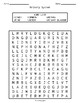 The Urinary System Word Search
