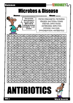 Biology Word Searches