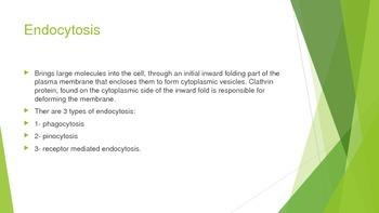 Biology of Cells