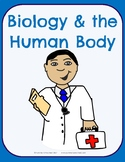 Biology & the Human Body - No-Prep Thematic Unit Plan