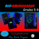 Bioluminescence- Adaptations Lap Book Project