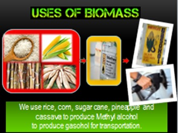 Biomass Energy Power Point Presentation PPT Science